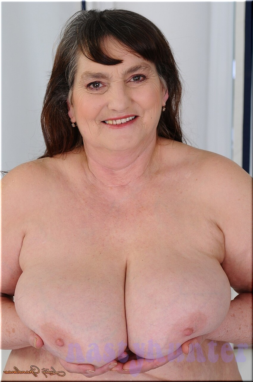 Granny Brunette Porn - Old and fat brunette granny Irma gets nailed by a horny porn actor -  NastyhunterCom